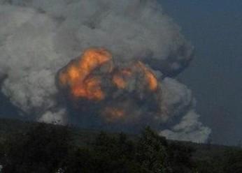В Донецке прогремел сверхмощный взрыв