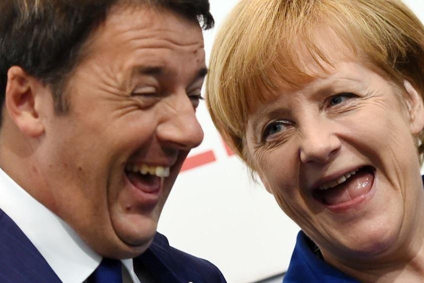 Премьер Италии: Европа установит над границами Украины международный контроль