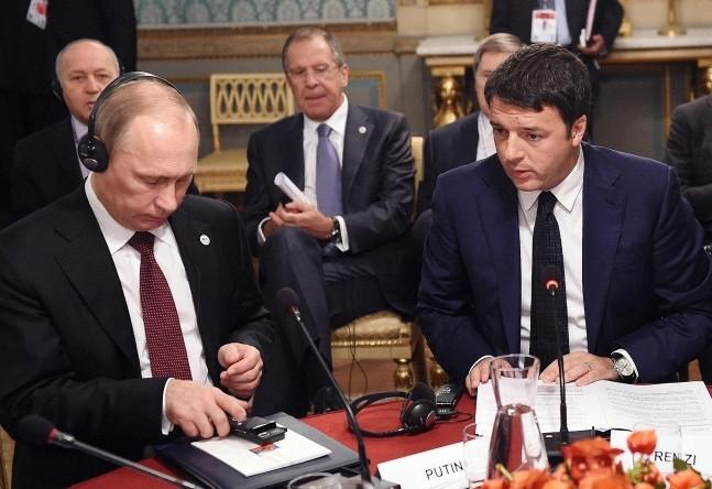 Премьер Италии: Россия должна стать одним из ключевых игроков на мировой арене
