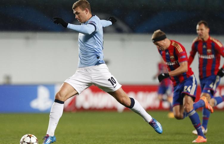 Сейду Думбия принес ЦСКА первое очко в Лиге чемпионов