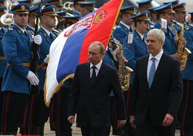 Из уважения к Путину Сербия перенесет день освобождения Белграда