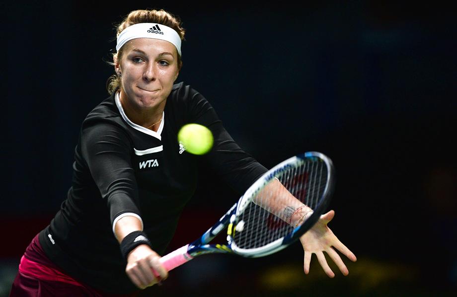 Анастасия Павлюченкова стала победительницей Кубка Кремля по теннису