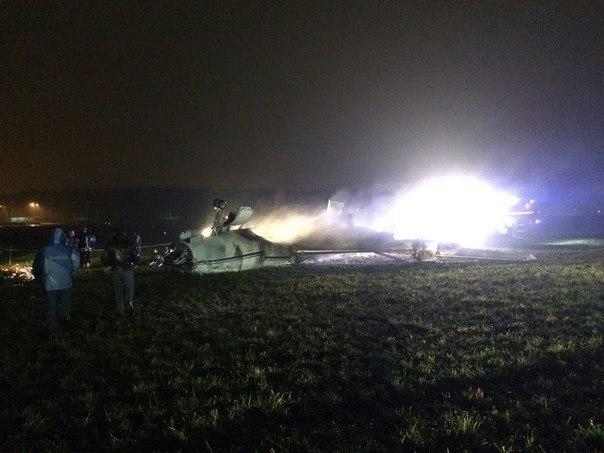 Виновник катастрофы самолета во Внуково был пьян