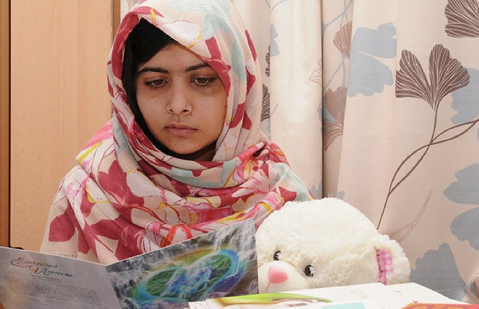 Нобелевская премия мира досталась Малале