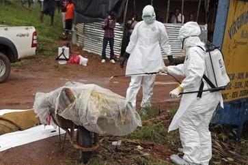 Бундесвер отказался спасать заразившихся Эболой солдат