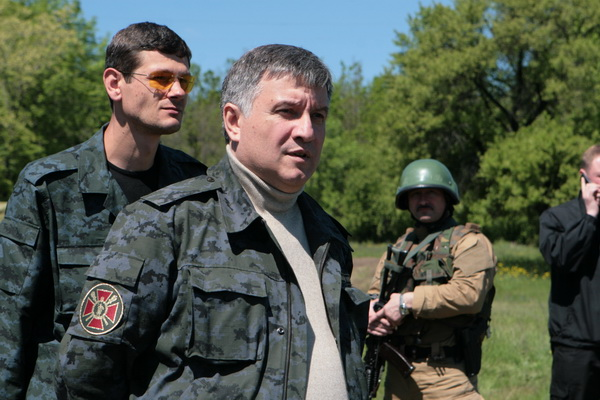 """Аваков расформировал батальон """"Шахтерск"""" из-за мародерства"""
