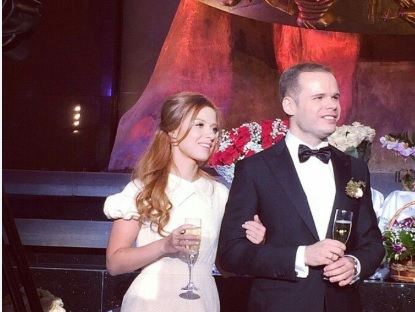 Появились первые фото со свадьбы Юлии Савичевой