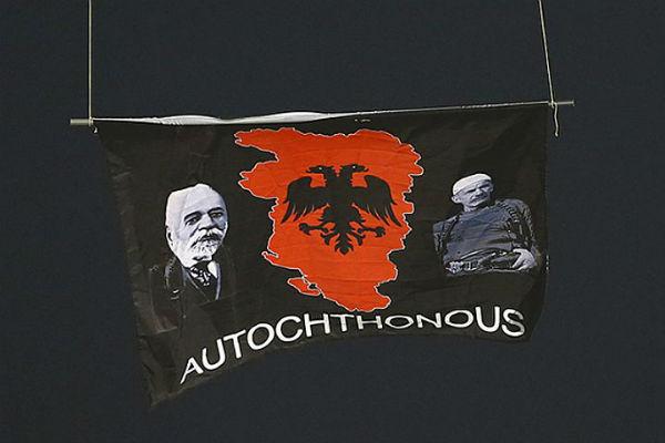 Брат албанского премьера спровоцировал беспорядки на матче «Сербия-Албания»