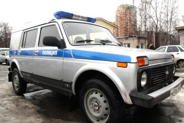 Девочка погибла под колесами полицейской машины в Обнинске