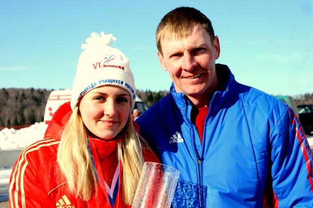 Дочь олимпийского чемпиона Зубкова будет выступать за Германию