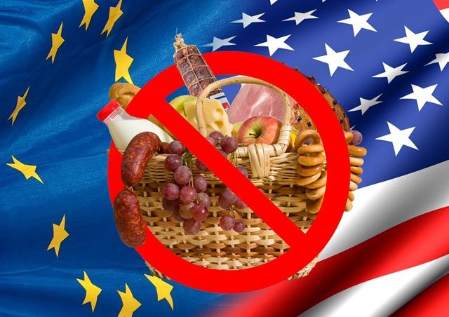 Продуктовое эмбарго останется до отмены Европой санкций