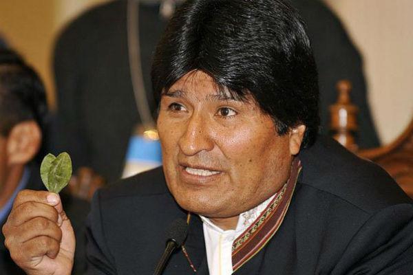 Эво Моралес объявлен победителем президентских выборов в Боливии