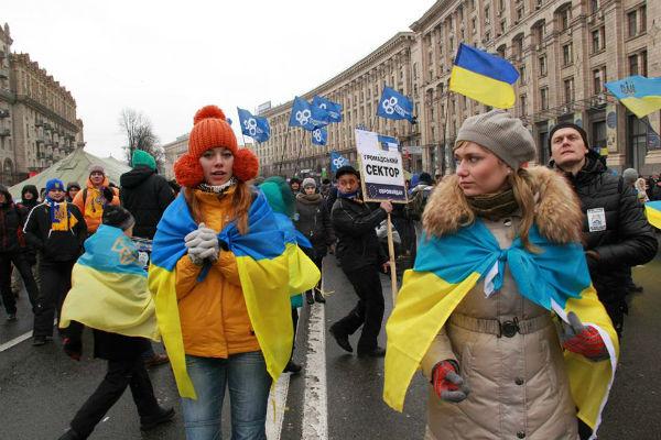 Евромайдан номинирован на премию Сахарова