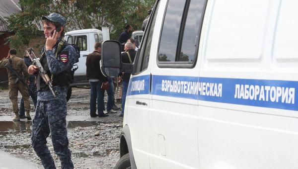 Известно о пяти погибших и десяти пострадавших во время теракта в Грозном