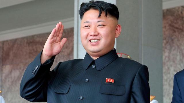 Ким Чен Ын вновь появился на публике