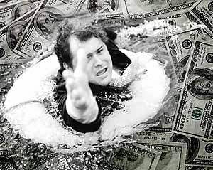 Финансовый рынок готовится к Великой депрессии