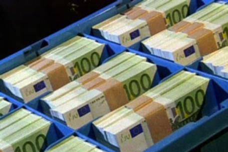 Курс евро поднялся до 54 рублей