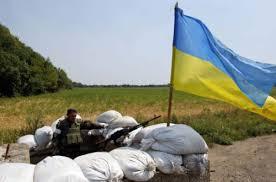 Украина отгородится от Новороссии тремя линиями обороны