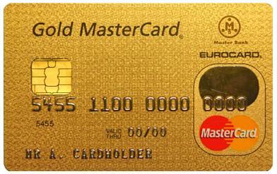 MasterCard выпускает первую в мире бесконтактную пластиковую карту
