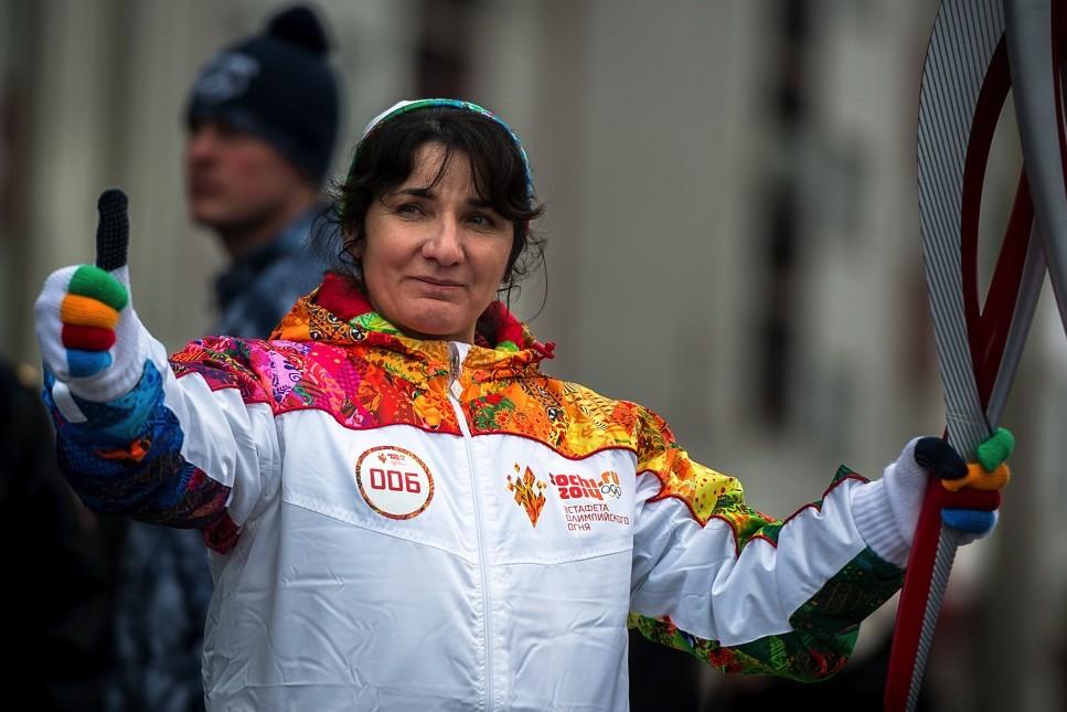 На Эльбрусе нашли тело известной альпинистки Лейлы Албогачиевой