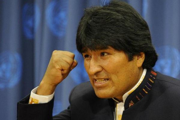 На президентских выборах в Боливии побеждает Эво Моралес