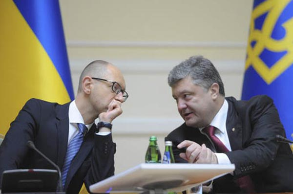 Порошенко и Яценюк нарушили закон о выборах