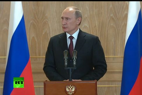 Минские соглашения должны быть выполнены в полной мере - Путин