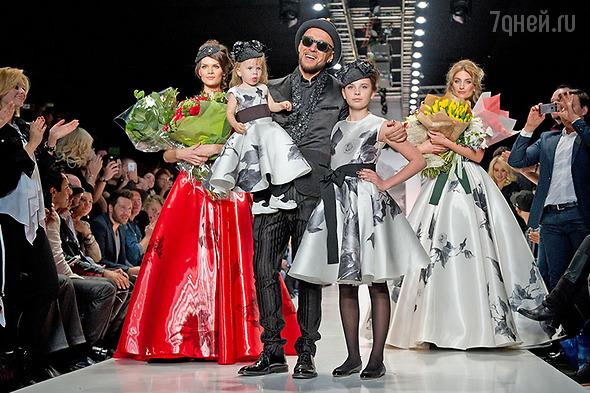 В Москве завершились модные показы MERCEDES-BENZ FASHION WEEK RUSSIA