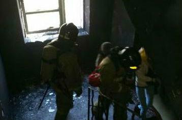 Пожарные спасли 33 человека во Владивостоке