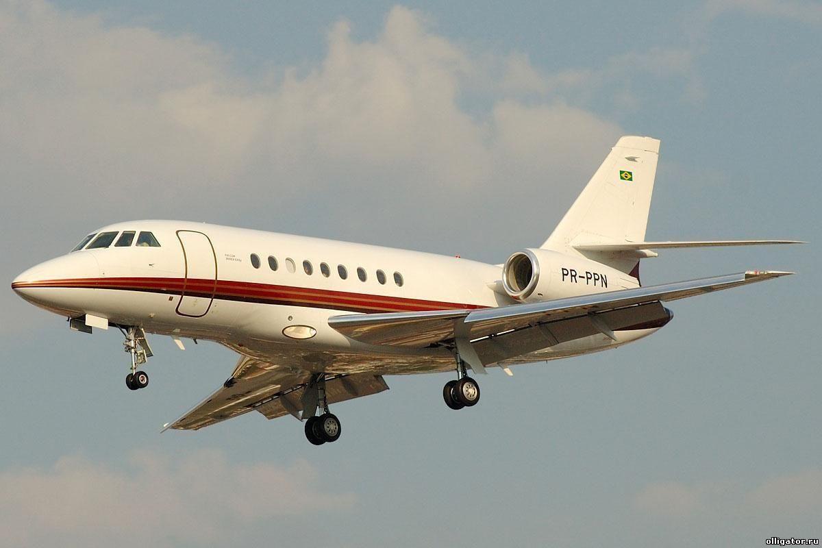 Разбившийся во Внуково самолет принадлежал частному лицу