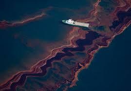 В Приморье разлилась нефть