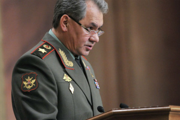 Шойгу вступил в жесткую полемику с главой Пентагона Хейгелом