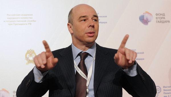 Бюджет будет корректироватся в зависимости от цены на нефть - Силуанов