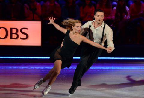 Татьяна Навка вернулась на лед