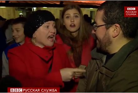 Зрители концерта Валерии в Лондоне заступились за Россию