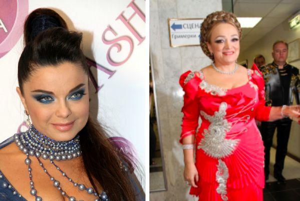 Топ-5 самых безвкусно одетых звезд российского шоу-бизнеса
