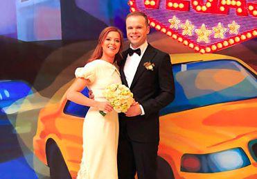 Звезды оторвались на свадьбе Савичевой