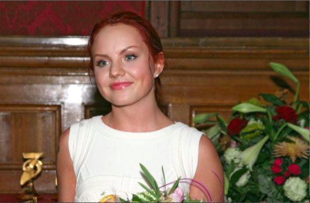 Певица Максим родила дочку