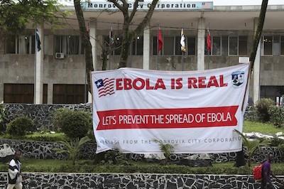Французский ученый: Эбола к январю 2015 года канет в Лету