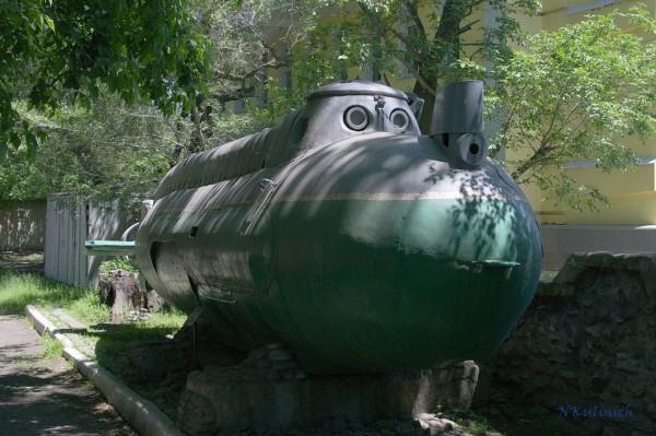 На подводной лодке может быть спецназ