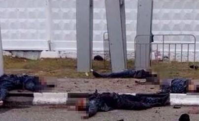 Установлена личность смертника, подорвавшегося в Грозном