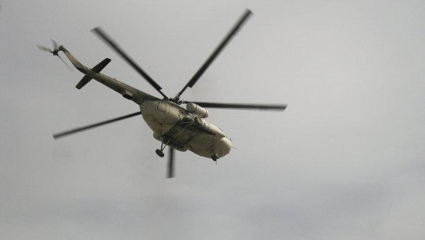 МЧС: поиски пропавшего вертолета в Туве приостановлены до рассвета