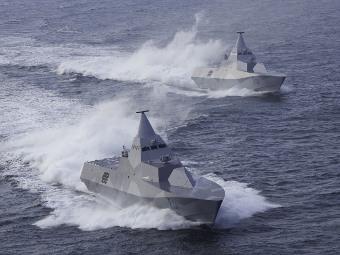 Подводную лодку выдумали, установили шведские СМИ