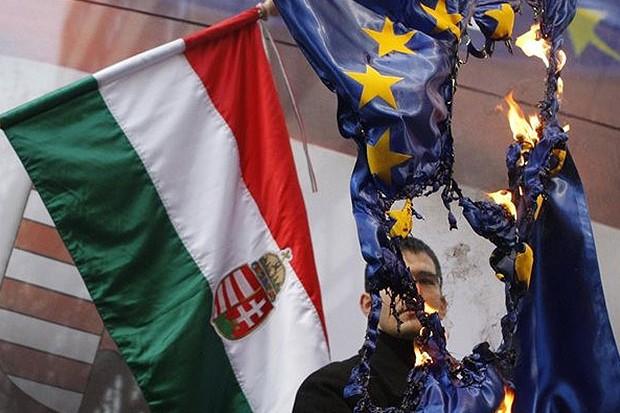 Венгрия может выйти из ЕС