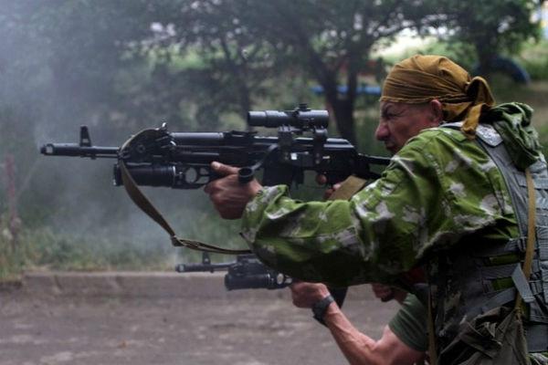 Во время штурма Донецкого аэропорта погиб один украинский военный, трое ранены – СНБО