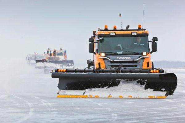 СК опроверг гибель водителя снегоуборочной машины во Внуково