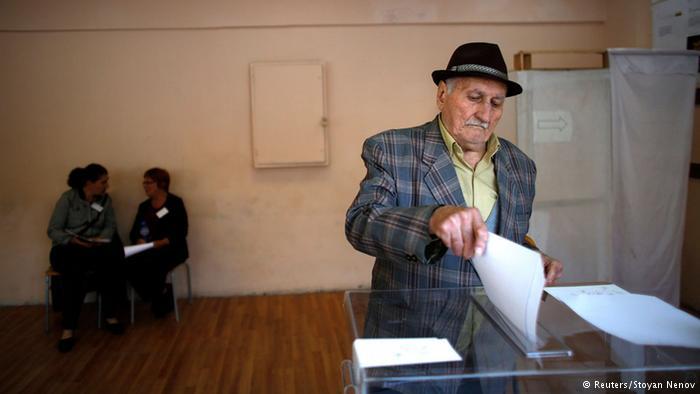 ЦИК Болгарии обнародовал предварительные итоги выборов в парламент