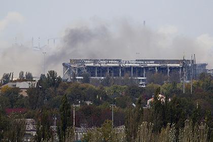 В ДНР заявили о полном контроле над аэропортом Донецка