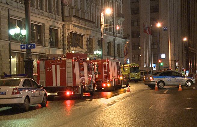 МВД проводит проверку серии ложных заминирований в Москве