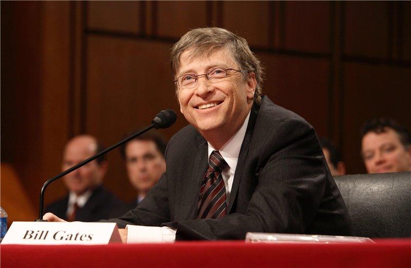 Forbes назвал Билла Гейтса самым щедрым американским миллиардером